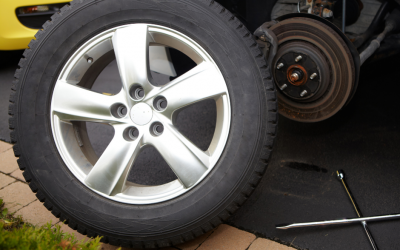 5 Signs You Need a Tire Change
