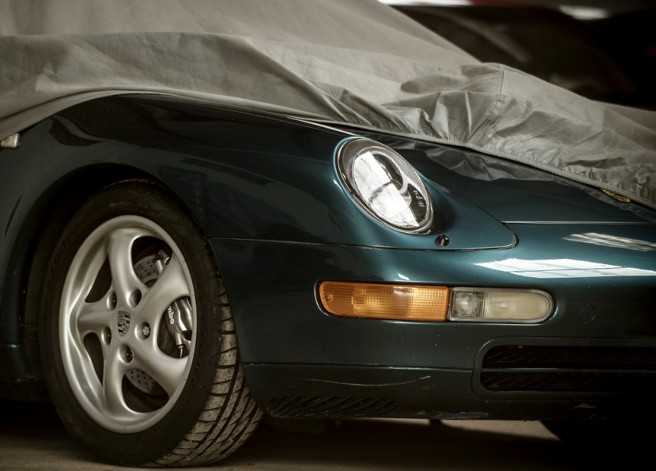 This is How to Prepare Your Car For Long-Term Storage