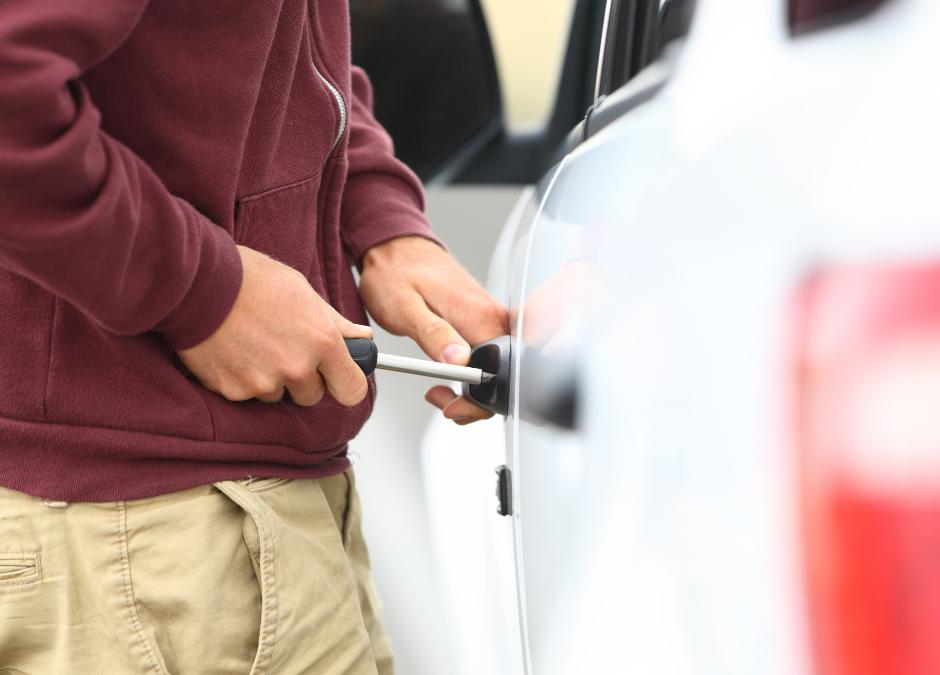 Best Tips To Help Prevent Car Break-ins
